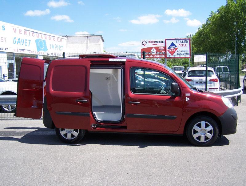 vehicule frigorifique renault kangoo 2 vente de v hicule frigorifique easyfroid. Black Bedroom Furniture Sets. Home Design Ideas